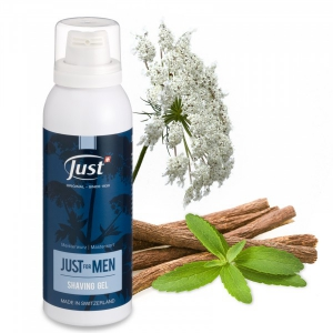 "Гель для бритья аэрозоль ""Just for men"", 100 мл"