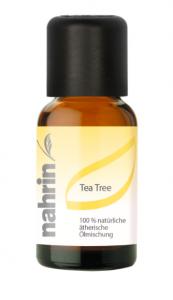 Эфирное масло Чайное Дерево, 15 мл. Nahrin