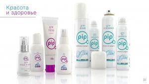 PIP - пробиотики для красоты и гигиены человека
