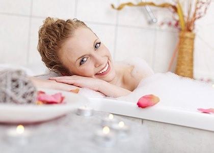 Пены для ванн